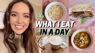 what i eat in a day ☕ ww plan