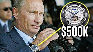 The Watches Worn By World Leaders