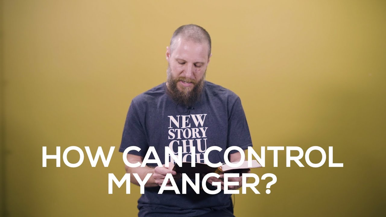 How can I control my anger? // Q+A From the Book of James