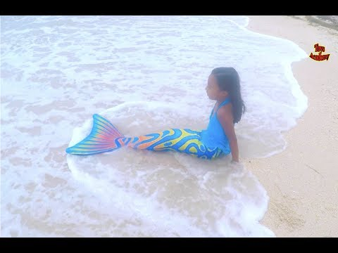 Thumbnail: A Mermaid FUNtastic Ocean Adventures Key West & Bahamas | Toys Academy