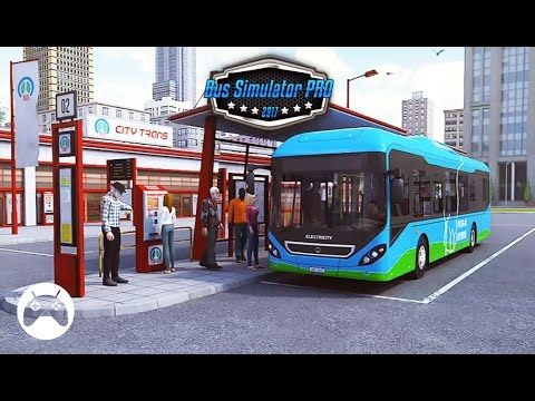 BUS SIMULATOR PRO 2017 Android Gameplay