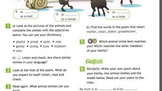 5 класс  Английский язык  Англ  в фокусе  Моя семья  Идиомы  Домашнее задание страница 63