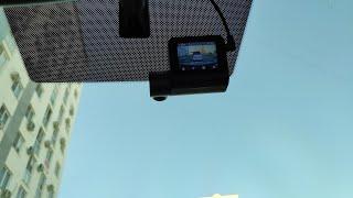 установка видеорегистратора 70mai на KIA Cerato BD 2019. Скрываем провода