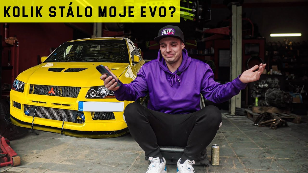 Prozradil jsem kolik mě stálo EVO! l Q&A + soutěž o Realme 8 5G