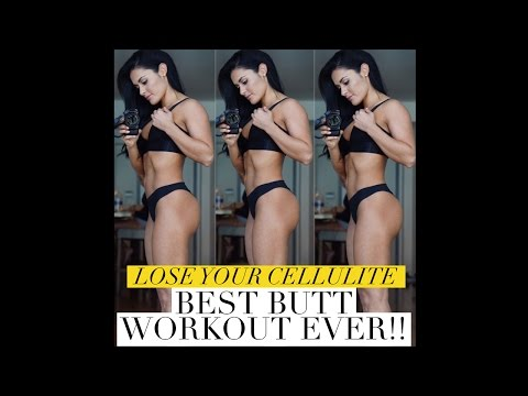 BEST BOOTY WORKOUT EVER | LOSE YOUR CELLULITE