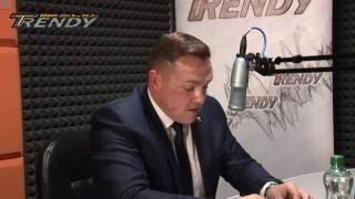 Tomasz Soliński o planowanej łącznicy kolejowej