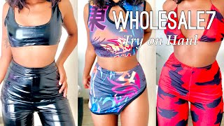 Clothing Haul: Try On feat|| Wholesale7