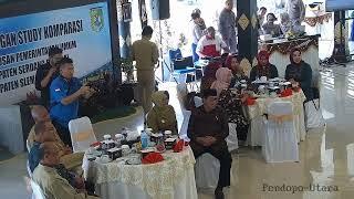 Kunjungan Study Komparasi Pemkab Serdang Bedagai di Kabupaten Sleman