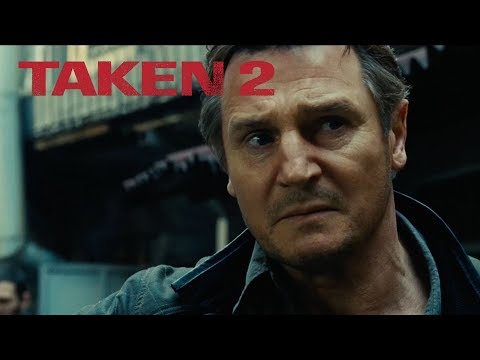 Taken 2 | Liam Neeson's Top 10 Bad Ass Moments | 20th Century FOX