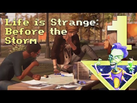PUNK ROCK D&D | Life Is Strange: Before the Storm pt. 1