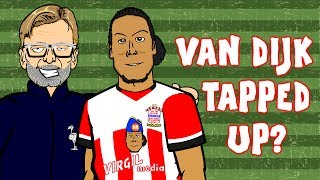 Virgil Van Dijk & LFC - THE TRUTH?! (Transfer Parody)