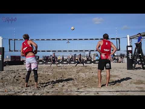 2018 AVP Huntington p1440 Event Hightlights Part One of Many