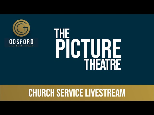 January 9 – Church Livestream – The Picture Theatre