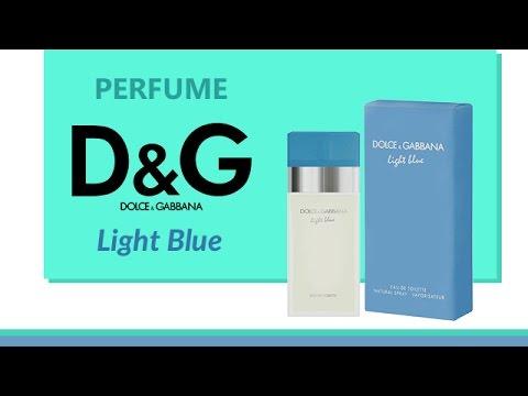 c8c4e2603c6e5 Perfume Dolce Gabbana Light Blue - SEPHORA - YouTube