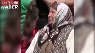 eskisehirhabercomtr- Güreşçiye anne yardımı