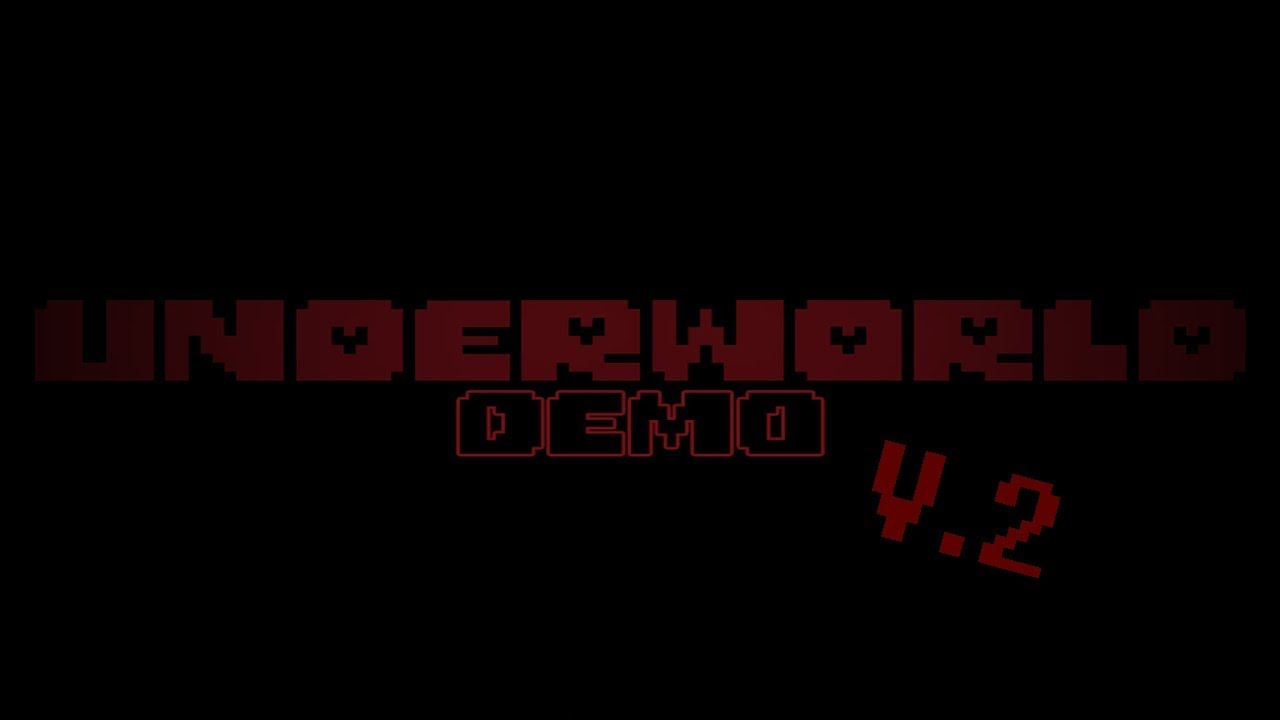 (Undertale AU) Underworld [Demo V 2] by Amazing-Gaming199