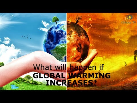 What will happen if global warming increases? - Chhota TV