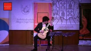 Gabriel Bianco: Sonata N°3, IV. Allegro Assai - Johann Sebastian Bach