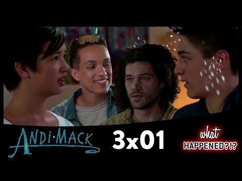 ANDI MACK 3x01 Recap: The Boys Are Back But Is It Awkward or Awesome? 3x02 Promo
