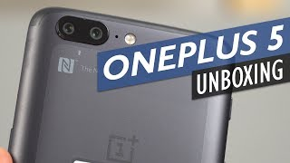 OnePlus 5 Unboxing & Hands-On Review Including Camera Samples
