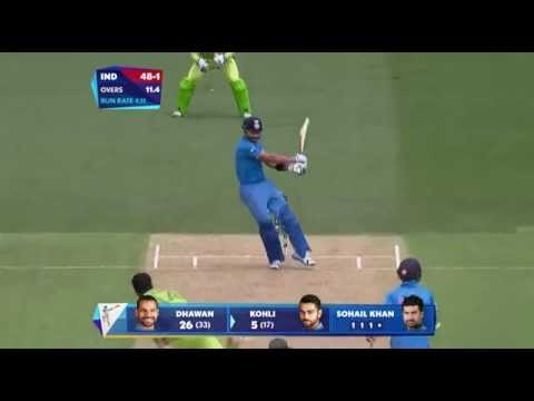 IND Vs PAK: India make it six nil. Watch more ICC World Cup videos on starsports.com