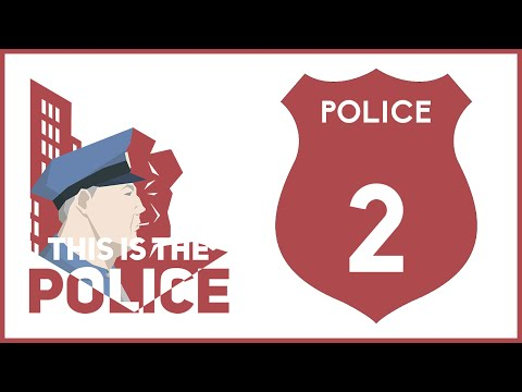 This Is The Police (PC) - Episode 2 [Hiring & Firing] | This Is The Police Gameplay