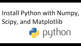 how to downlaod and install numpy and openCV in Pycharm