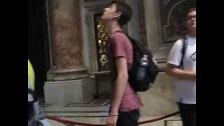 St Petr cathedral Vatican