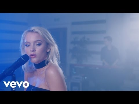 Zara Larsson - Ain't My Fault (Live)