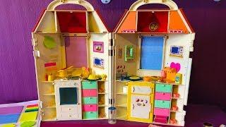 Barbie Mutfağı Barbie Eski Mutfağını Dekore Ettiriyor Dila Kent