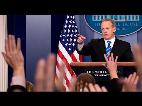 Reporters grill press secretary over Trump's false voter fraud claims