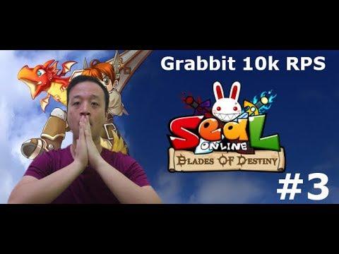 Grabbit Spend 10k RPS Fix Dapat FM ??? - Seal BOD - Indonesia #3