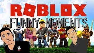 ROBLOX #1 MINIGAMES FUNNY MOMENTS [DZ]