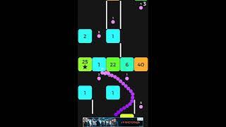 Snake VS Block gameplay
