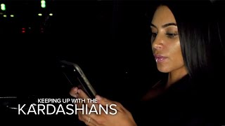 KUWTK | Kim Kardashian West Details Robbery to French Judge | E!