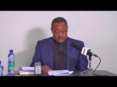 The Ethiopian Evangelical Church Announced Isreal Dansa Is A False Prophet