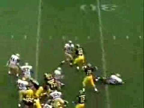 Desmond Howard: The Catch