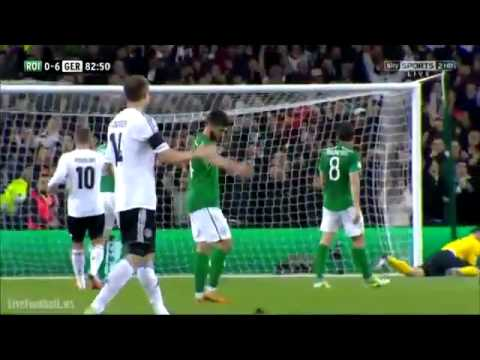 Download Ireland vs Germany 0-6 All Goals and Highlights (12/10/12)