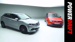 Maruti Suzuki Baleno RS Or The Volkswagen Polo GT TSI? : PowerDrift