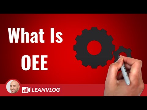What Is OEE - Overall Equipment Effectiveness