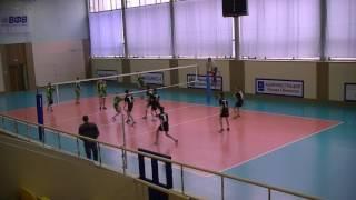 Турнир по волейболу среди команд мальчиков 2003 г.р.,г.Обнинск 7-9 апреля 2017г.
