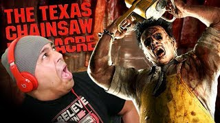 LEATHERFACE GOT HIS OWN GAME!! RUUUNN!! [TEXAS CHAINSAW]