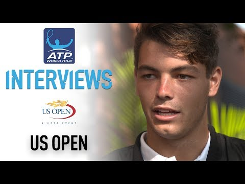 Fritz Reflects On First Grand Slam Win At US Open 2017
