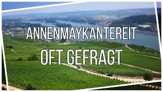 AnnenMayKantereit - Oft Gefragt (Lyrics) | German Song Translation | Deutsch Für Euch