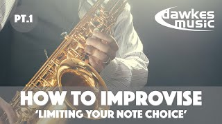 How To Improvise | Online Music Lesson