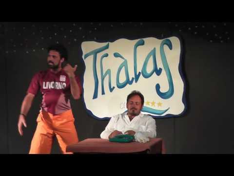 Cabaret con gli ospiti del Thalas...Special Guest IGOR !!