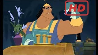 The Emperor's New Groove - Dinner Scene HD | Homer