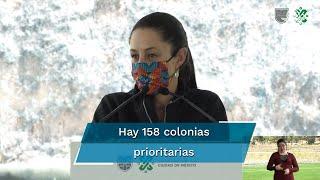 La jefa de Gobierno estimó que la disminución de hospitalizaciones por Covid-19 se mantendrá para que pronto se puedan ir abriendo los Pilares