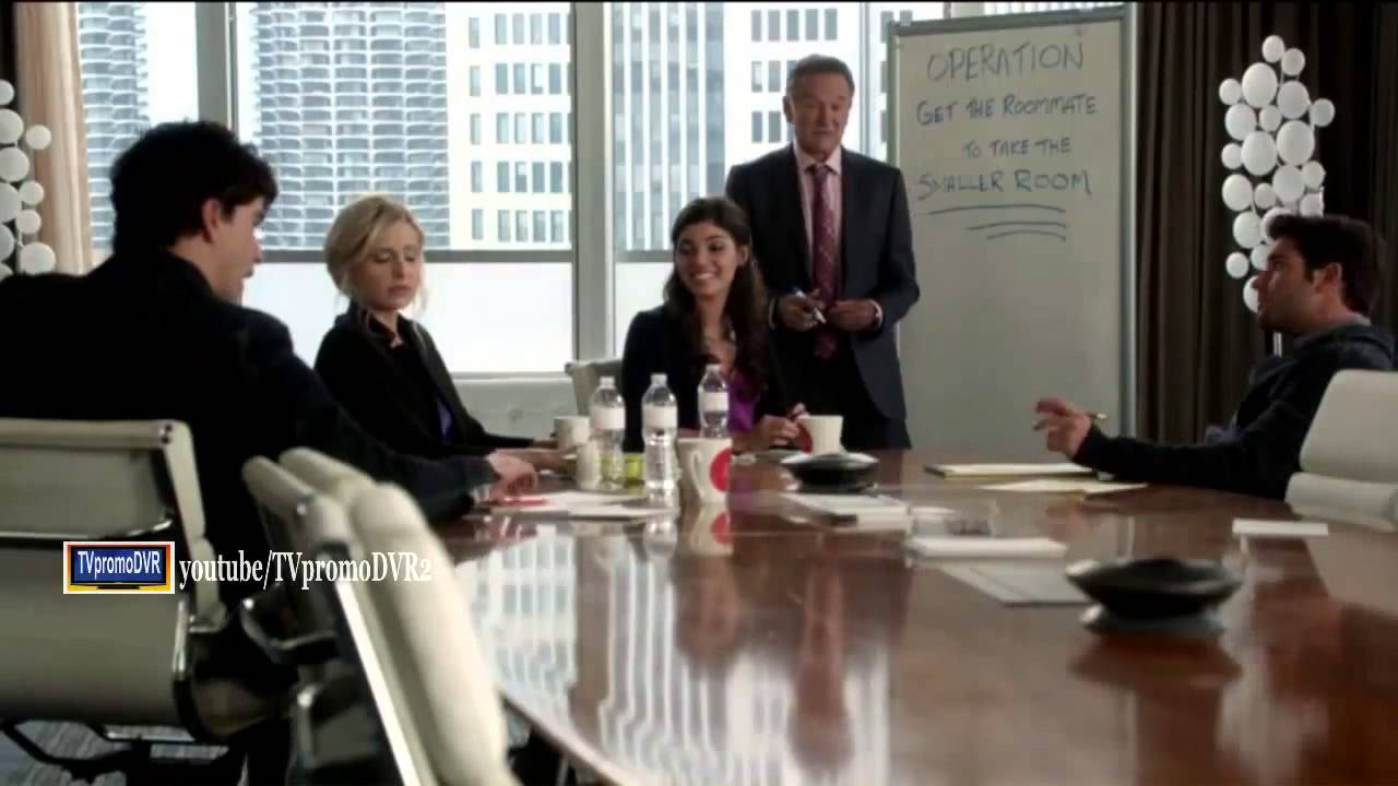 Download The Crazy Ones 1x11 promo  The Intern   Feat Ashley Tisdale