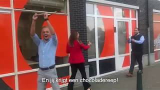 Chocoladerepen in Oosterhout!